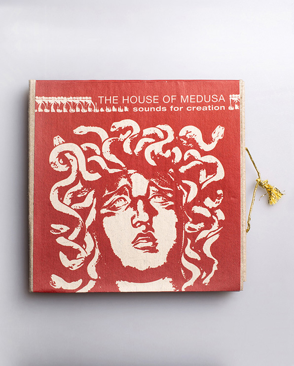 House of Medusa cover