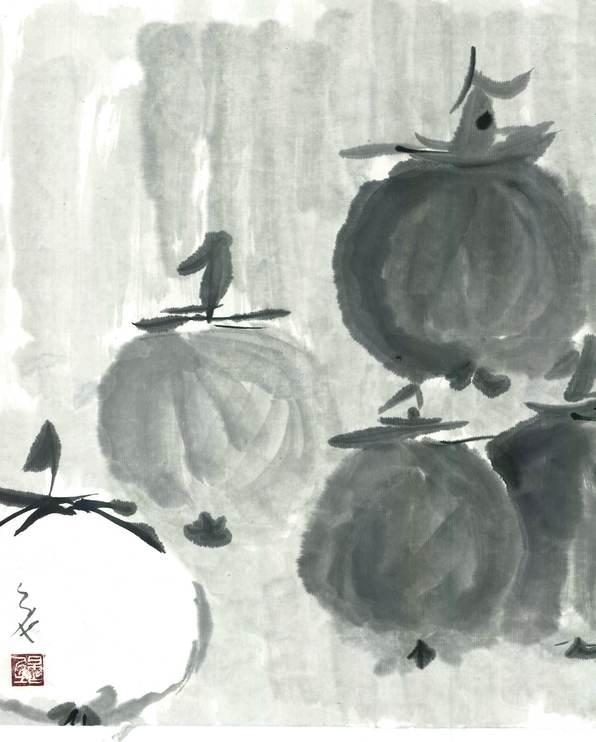 Ябълки постер